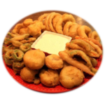 Fried Veggie Combo