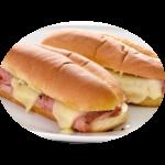 Hot Hammy Sandwich
