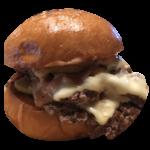 Pickle Back Burger